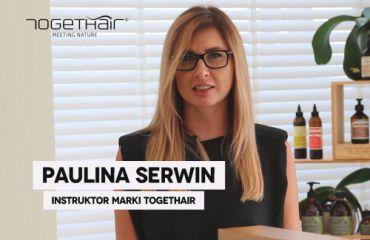 Pierwsze szkolenie online - topowe strzyżenie z Pauliną Serwin