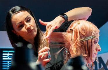 Alicja Glos Krawczyk & Togethair TEAM. Trendy na jesień 2021 / fryzury w stylu mullet.